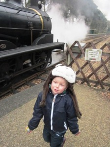 Exploring Norfolk by steam train