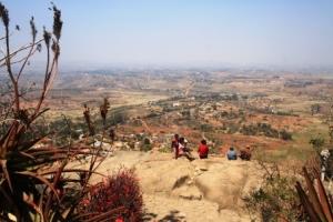 View from Ambohimanga