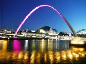 'Winking Eye' bridge