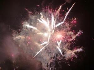 Wycombe Abbey fireworks (2)