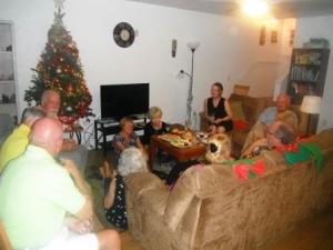 A convivial gathering